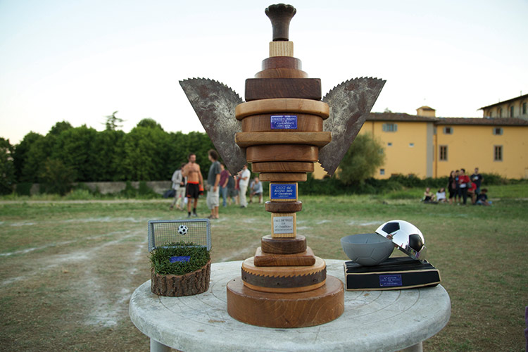 la coppa del campionato 2014 conquistata dal lebowski